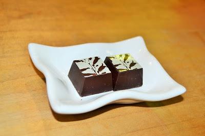 Chocolat caramel fleur de sel Geneviève Grandbois