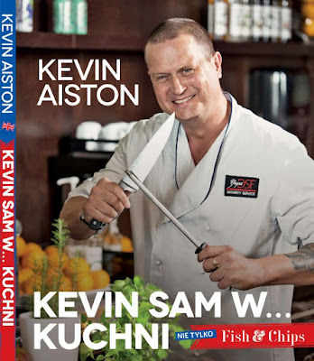 Książka kulinarna godna polecenia, recenzja książki kulinarnej, kuchnia angielska, Kevin Aiston, co kupić na prezent mamie,