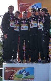 team+usa+iaaf+silver - Team USA Senior Men upset Kenya for World Cross Country Silver