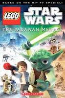 bookcover of Lego StarWars: Padawan Menace   by Ace Landers