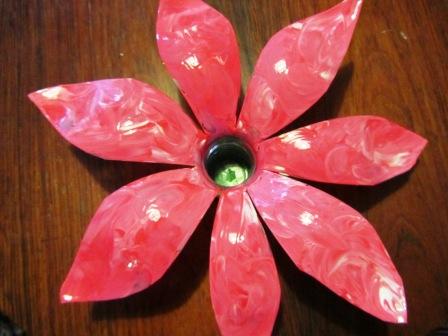 Blumen Aus Plastikflaschen Basteln Rubengonzalezclub
