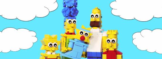 geekolgie me  construire la famille simpsons en lego