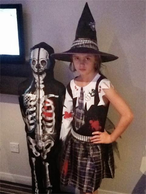 Butlins Bognor halloween