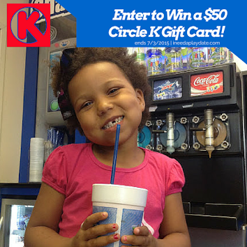 Win a $50 GC to Circle K