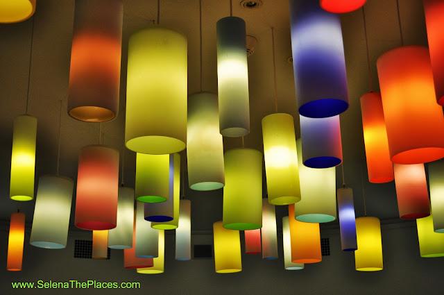 Light Fixtures at Boijmans Museum in Rotterdam
