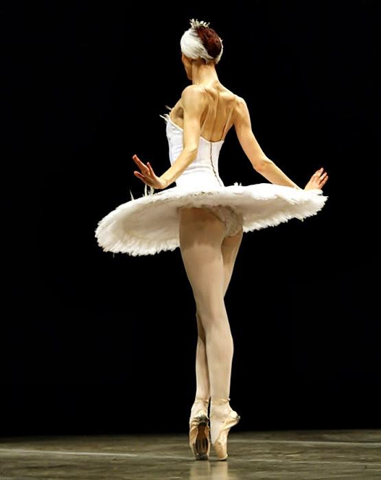 Olga Gaiko. Bailarina