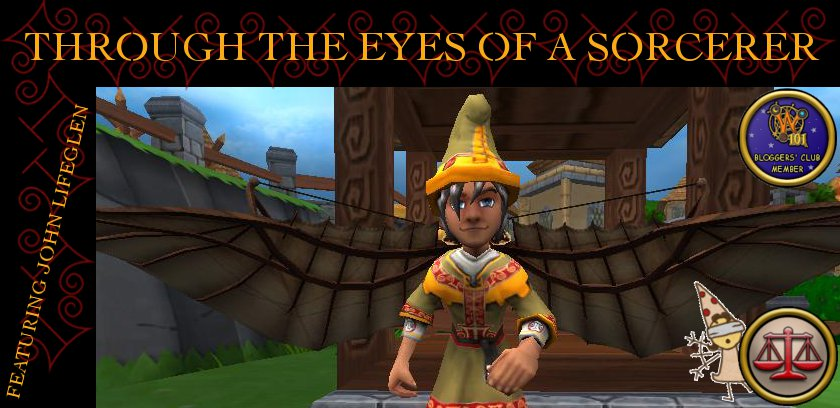 Through the Eyes of a Sorcerer