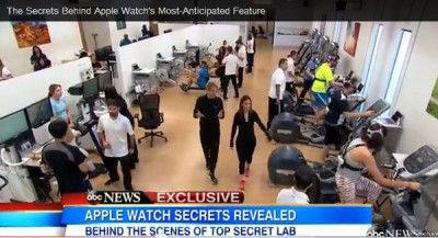 Mari Kita Intip Fasilitas Lab Rahasia Apple Watch!