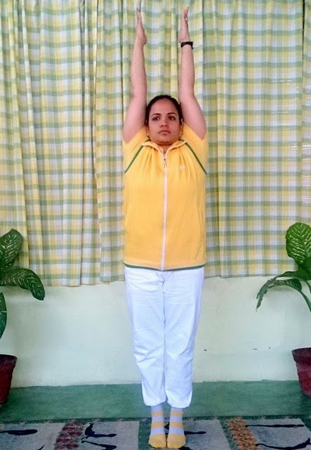 Tadasana Yoga Pose Benefits