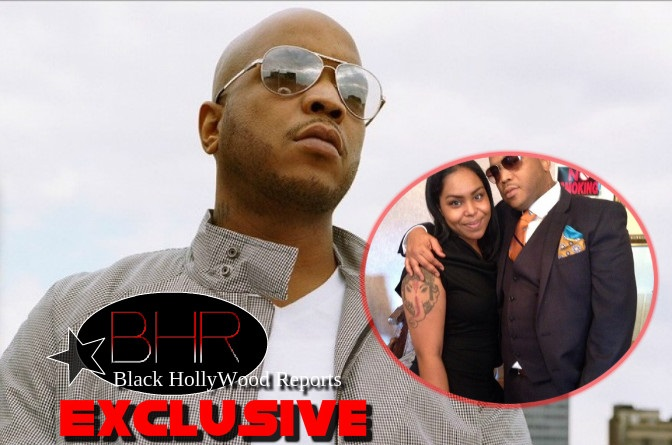 Hip,Hop Star Styles P Tells News About His Daughter