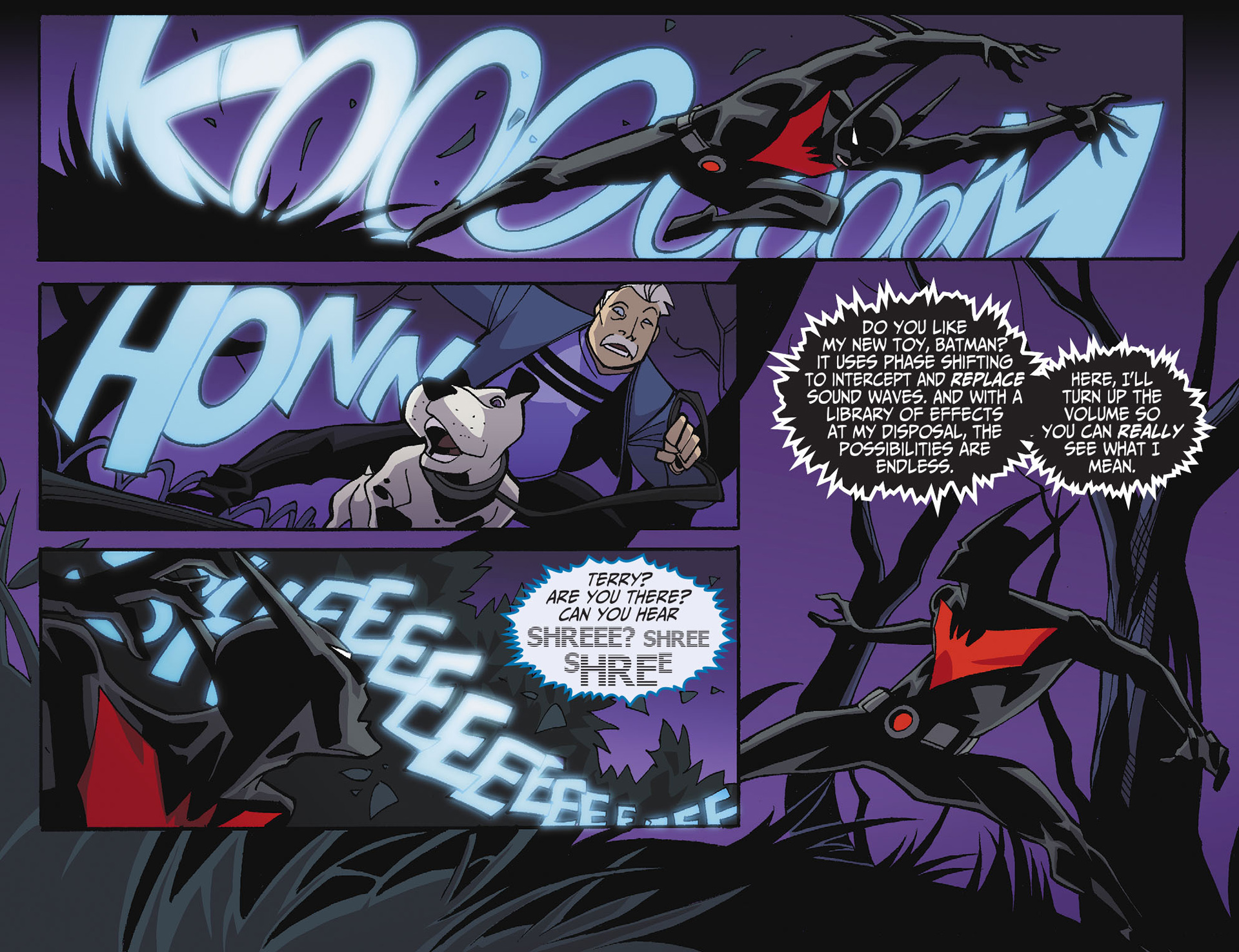 Batman Beyond 2.0 Issue #9 #9 - English 12