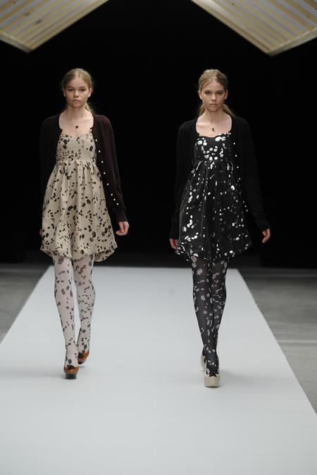 Tokio Fashion Week Make Up Artist