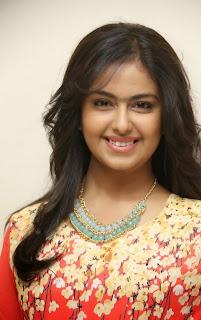 Actress Avika Gor Latest Picture Gallery at Lakshmi Raave Maa Intiki Trailor Launch 18