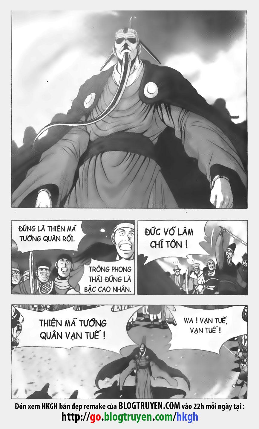 Hiệp Khách Giang Hồ - Hiệp Khách Giang Hồ Chap 065 - Pic 2