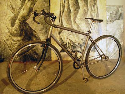 Modifikasi Sepeda Fixie Crosser Style