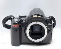 Jual Nikon D5000 Kamera Bekas