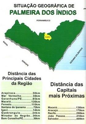 SITUAÇÃO GEOGRÁFICA