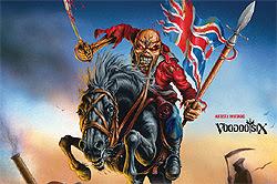 Iron Maiden Bilbao