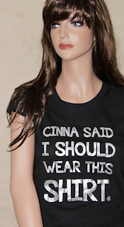 Hunger Games tee shirt cinna