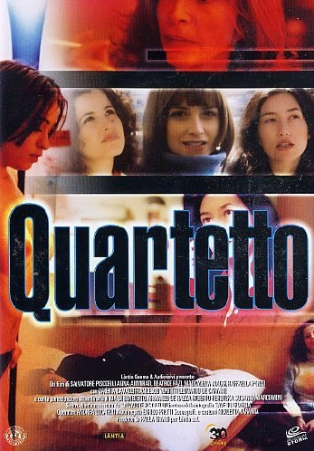Quartetto dvd