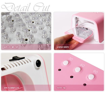 LED Lamp for Nails, LED Lamp for Gel Nail Cure