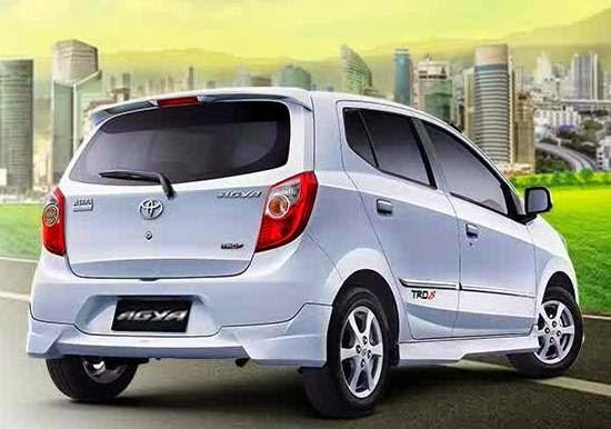 Harga Mobil Toyota Agya Terbaru di Pati Rembang Kudus Jepara Blora