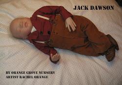 """Caleb"" as Jack Dawson"