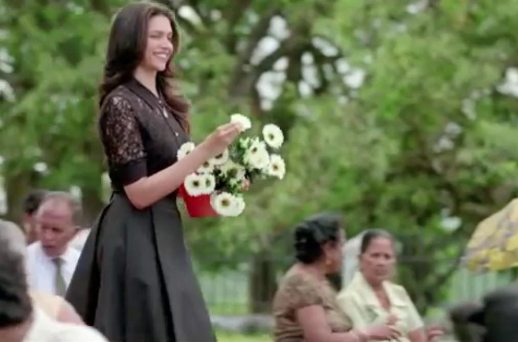 Deepika Padukone Bollywood Movie Finding Fanny Still