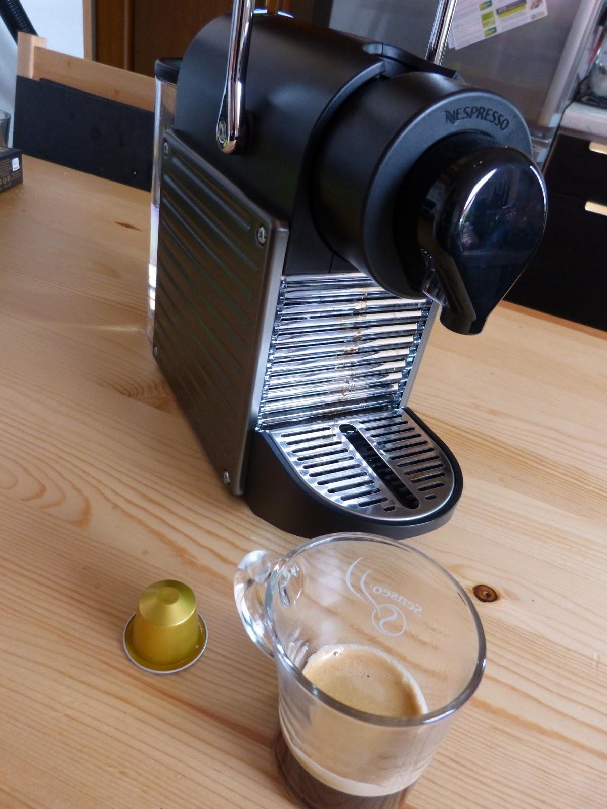 krups xn 3005 nespresso pixie im test kapsel. Black Bedroom Furniture Sets. Home Design Ideas