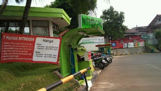 Isi ban nitrogen