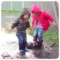 More Puddle Fun