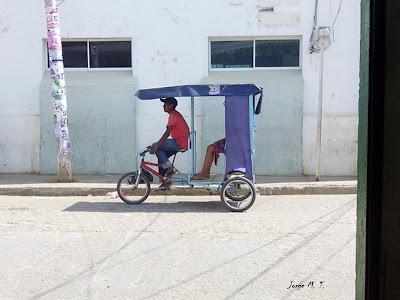 bicitaxi salamanca bici