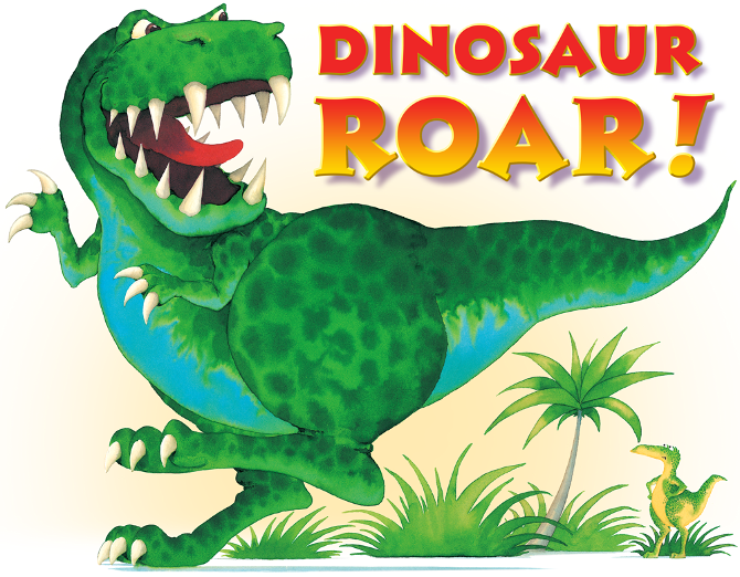 Cover of Dinosaur Roar! by Paul and Henrietta Strickland