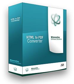 برنامج لتحويل صفحات الويب الى وثائق بصيغة PDF مجانى Free HTML to PDF Converter 9.5