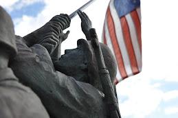 Iwo Jima Replica