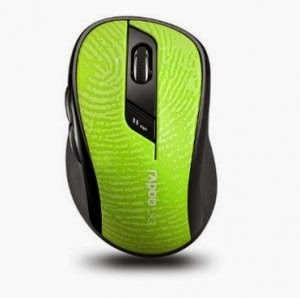 Snapdeal : Buy Rapoo 7100p 5G Wireless High Level 6 key Optical Mouse at Rs. 727 only