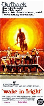Terrifying! Wake In Fright - Outback (1971) FREE world-wide ship