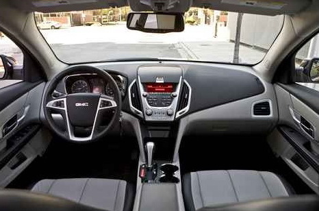 2011 Gmc Terrain Specs Prices Pics And Reviews The Automotive Area