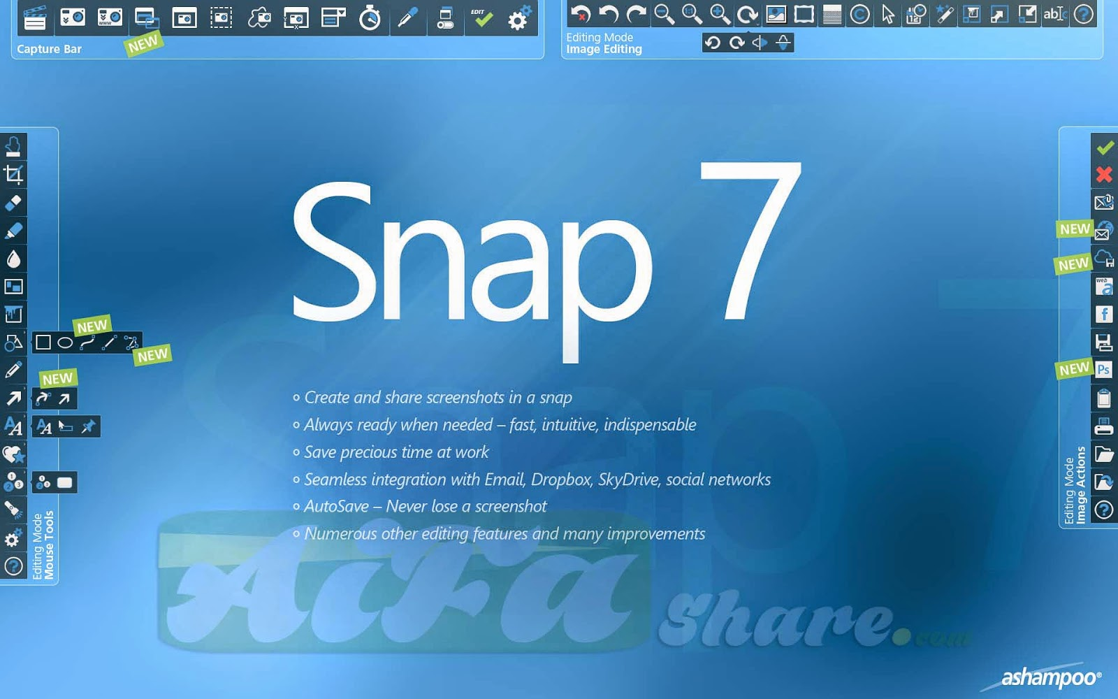 Download Ashampoo Snap 7 Full Registrasi File