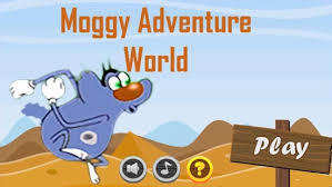 OGGY'S WORLD