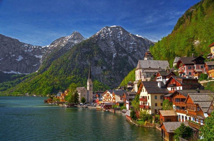 Hallstatt Upper Austria Entertainment Enter