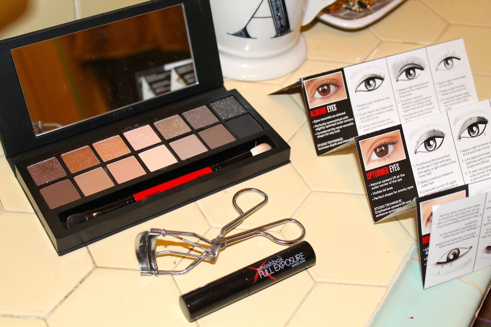 smashbox eye palette