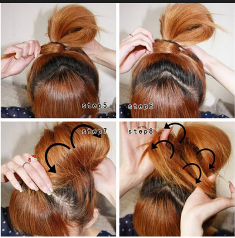 4 Step Easy Korean Hairstyle , Cute & Pretty | ON+ HAIRSTYLE TRENDS