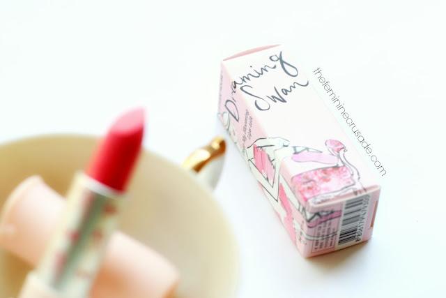 Etude House Dreaming Swan Lipstick 'Pink Jeté'