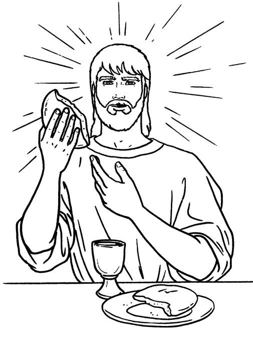 Semana Santa. Dibujos para colorear. | Ana de Austria Religión