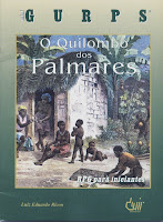 Suplemento Gurps Quilombo dos Palmares