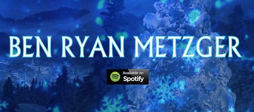 BEN RYAN METZGER