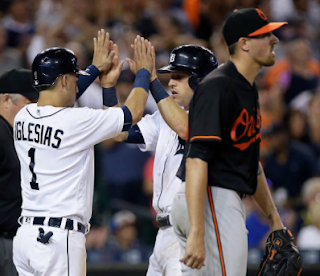 Ten things about the Baltimore Orioles