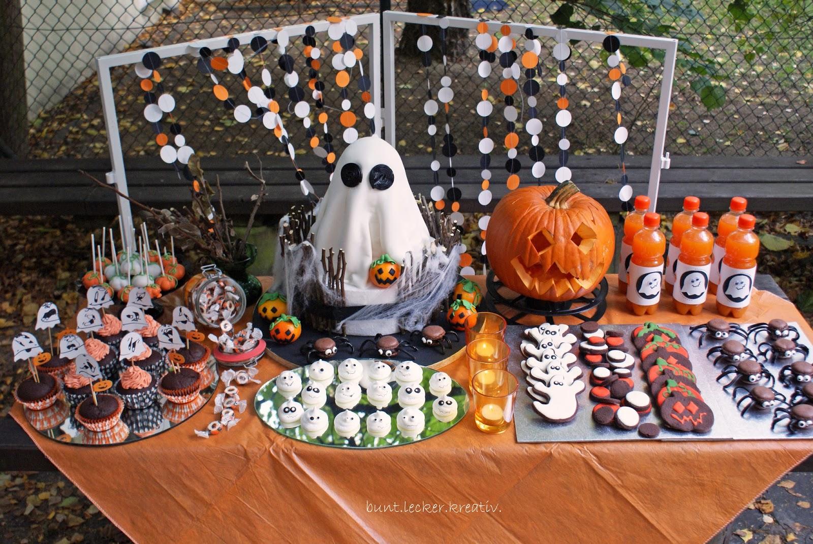Halloween party - Halloween ideen ...