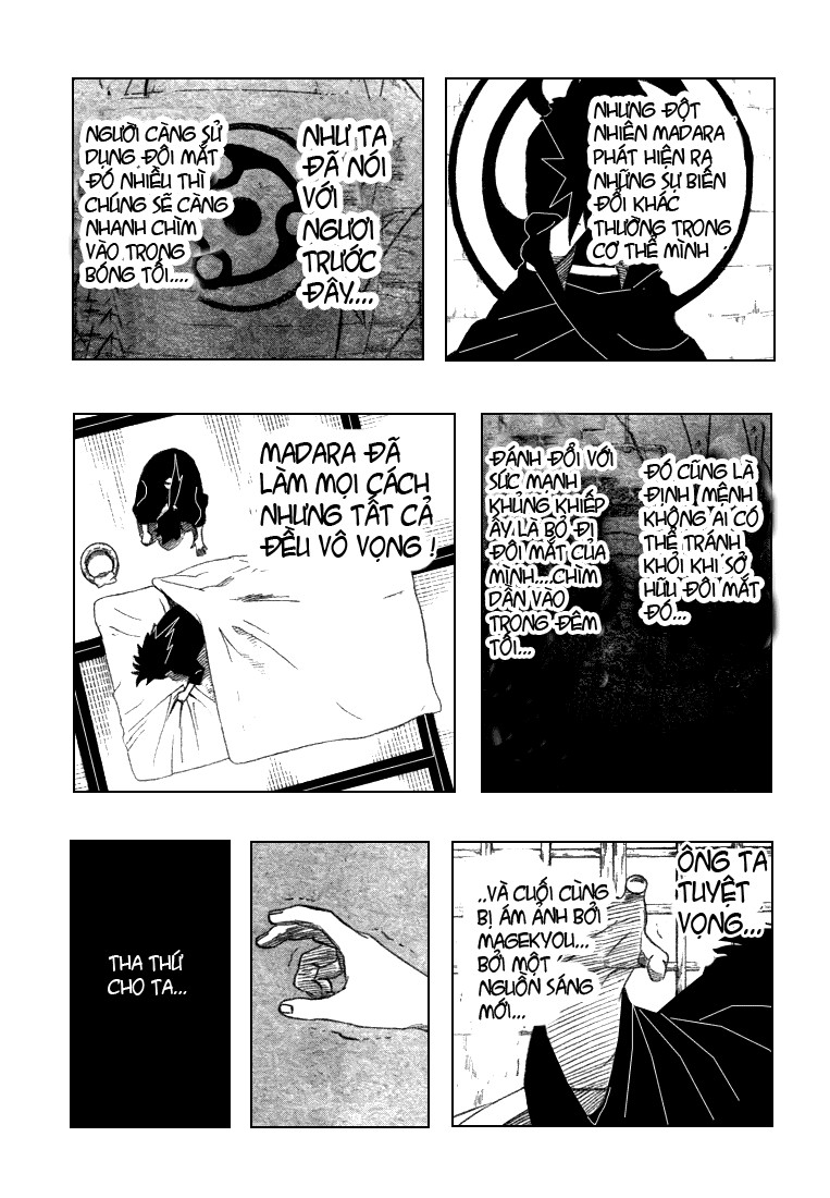 Naruto chap 386 Trang 7 - Mangak.info